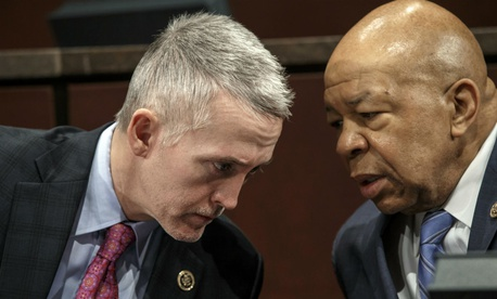 Reps. Trey Gowdy, R-S.C., and Elijah Cummings, D-Md., requested the information and said the administration's reason for noncompliance was unacceptable.