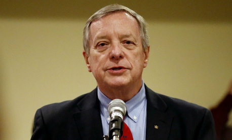 "Sen. Dick Durbin, D-Ill., was one lawmaker who promised  ""repercussions in Congress"" if the Trump administration attempts to bury the report on initial travel ban implementation."