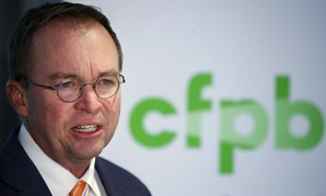 Acting CFPB Director Mick Mulvaney is concerned about any inauthentic information that comes to the bureau, an adviser said.