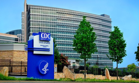 Centers for Disease Control and Prevention′s Roybal campus in Atlanta, GA.
