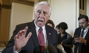 House Minority Whip Steny Hoyer said Republicans are still deeply divided on how to proceed.