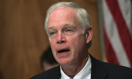 Sen. Ron Johnson, R-Wis., issued the subpoena.