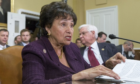 Rep. Nita Lowey, D-N.Y., is one of the lawmakers urging the Trump administration to fill the position.