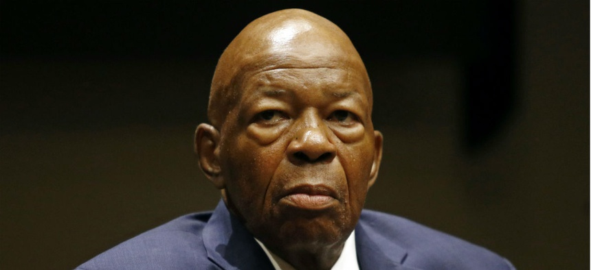 Rep. Elijah Cummings, D-Md., led the Oversight democrats in writing the letter.