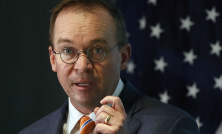 "OMB Director Mick Mulvaney personally asked American citizens to weigh in with ideas for ""making the federal government more efficient, effective and accountable to the American people."""