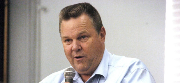 Sen. Jon Tester, D-Mont.,  said the bill would both strengthen the border and help create new jobs.