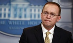 "OMB Director Mick Mulvaney said Friday that agencies will use ""carry-forward funding"" and greater ""transfer authority"