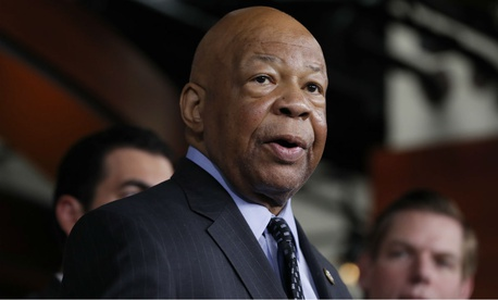 "Rep. Elijah Cummings, D-Md., cited years of ""multiple complaints."""
