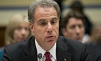 Justice Department IG Michael Horowitz.