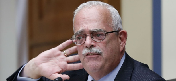 Rep. Gerry Connolly, D-Va., requested that the committee allow a vote to let Democratic subpoenas on Trump controversies move forward. The vote wasn't granted.