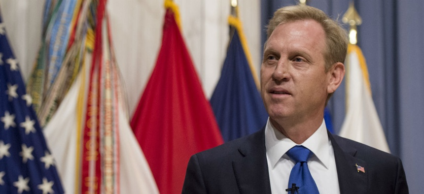 Deputy Secretary of Defense Patrick Shanahan