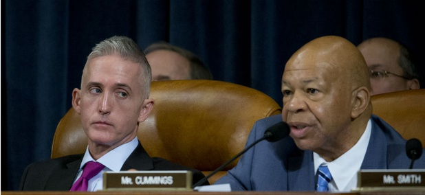 Reps. Trey Gowdy, R-S.C., and Elijah Cummings, D-Md., want to know how much agencies spend to settle sexual misconduct claims.