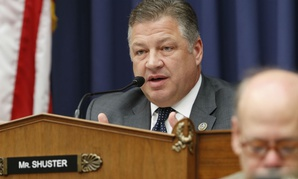 Rep. Bill Shuster, R-Pa., introduced the 21st Century Aviation Innovation, Reform and Reauthorization Act last year.