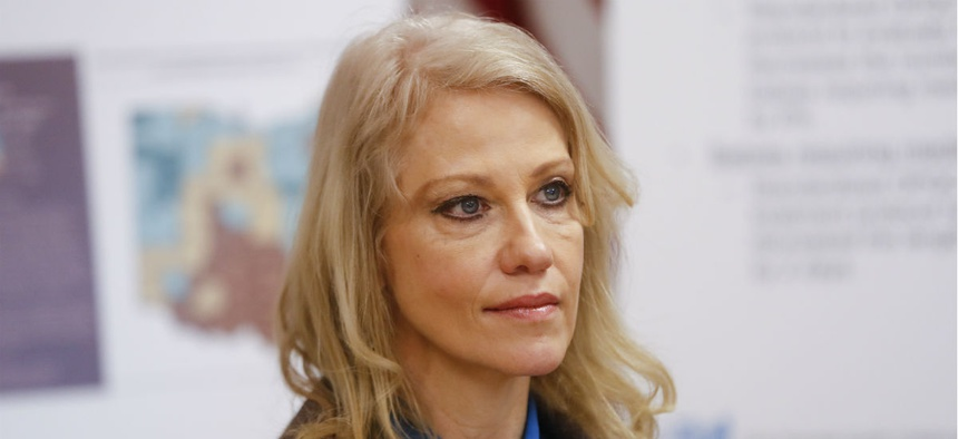 White House Counselor Kellyanne Conway had training on the Hatch Act last year.