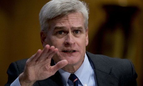 Sen. Bill Cassidy, R-La., sponsored the legislation.
