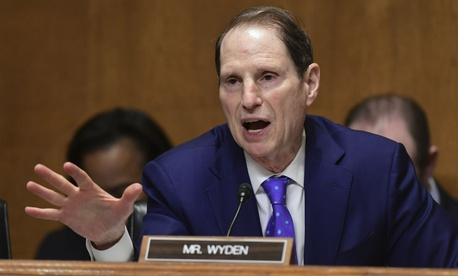 Sen. Ron Wyden, D-Ore., is one of two senators who requested a stay on Meyer's termination.