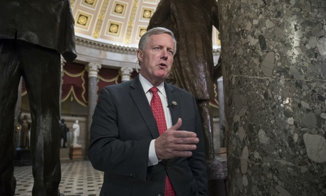 "Rep. Mark Meadows, R-N.C., said, ""We don't know how many guidance documents agencies have issued, nor do we know how much it will cost the economy."""