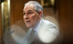 EPA Administrator Scott Pruitt testifies on Capitol Hill in January.