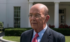 "Wilbur Ross wrote that he ""I considered all facts and data relevant to the question"" before making a recommendation."