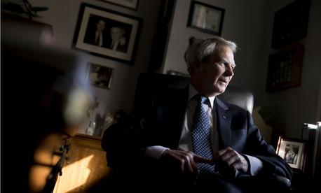 Rep. Walter Jones, R-N.C., above, sponsored The Federal Retirement Fairness Act with Dan Kilmer, D-Wash.