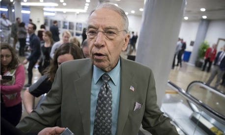 Senate Judiciary Committee Chairman Chuck Grassley, R-Iowa, requested the probe.