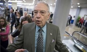Senate Judiciary Committee Chairman Chuck Grassley, R-Iowa, requested the probe.