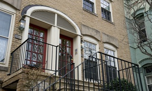 The Capitol Hill condo where Environmental Protection Agency Administrator Scott Pruitt has stayed in Washington.