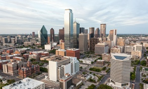 The administration wants to close Federal Labor Relations Authority offices in Dallas, above, and Boston.