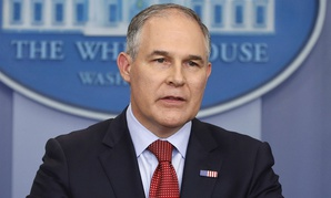 The White House still has expressed support for Scott Pruitt.