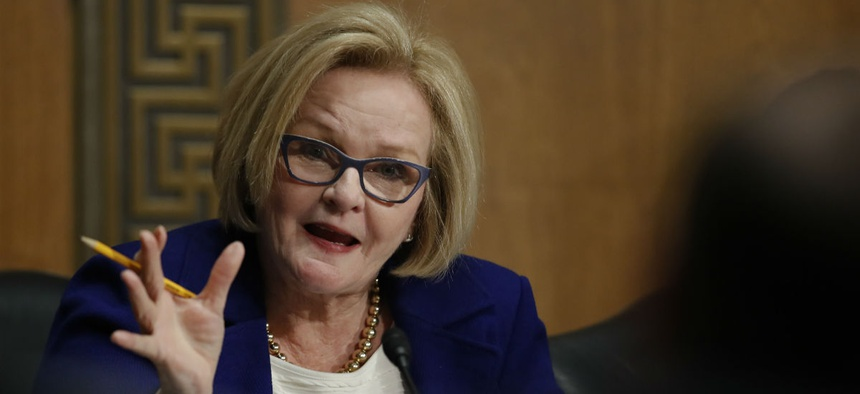 "Sen. Claire McCaskill, D-Mo., said: ""The same agency that has propelled the hopes and dreams of generations of Americans into space can surely do a better job of protecting those blowing the whistle on internal problems."""