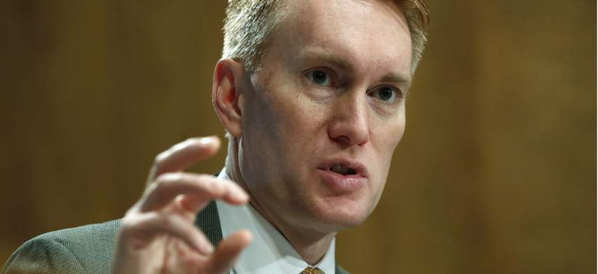 "Sen. James Lankford, R-Okla., said: ""We anticipate OIRA to be forward-leaning."""