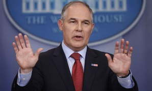 EPA Administrator Scott Pruitt remains under fire for allegedly wasting taxpayer money.
