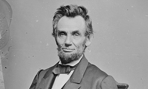 President Lincoln was represented by a lawyer who didn't vote for him