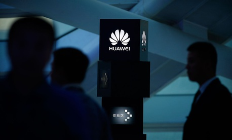 U.S. government agencies are barred from contracting with Chinese telecom and smartphone firm Huawei over fears of espionage.