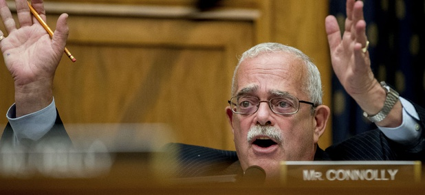 Rep. Gerry Connolly, D-Va., said he believes telework will grow despite latest cutbacks.