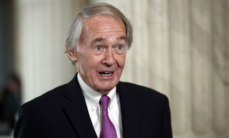 Sen. Ed Markey, D-Mass., was one of the lead senators writing the letter, along with Sen. Susan Collins, R-Maine.