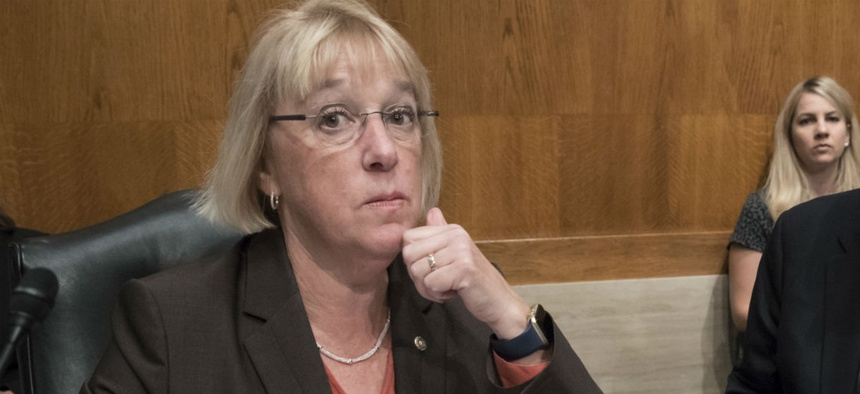 Sen. Patty Murray, D-Wash., had asked why the salary was so high.