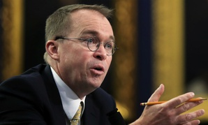 "OMB Director Mick Mulvaney called on American citizens to submit their ideas for ""making the federal government more efficient, effective and accountable to the American people."""