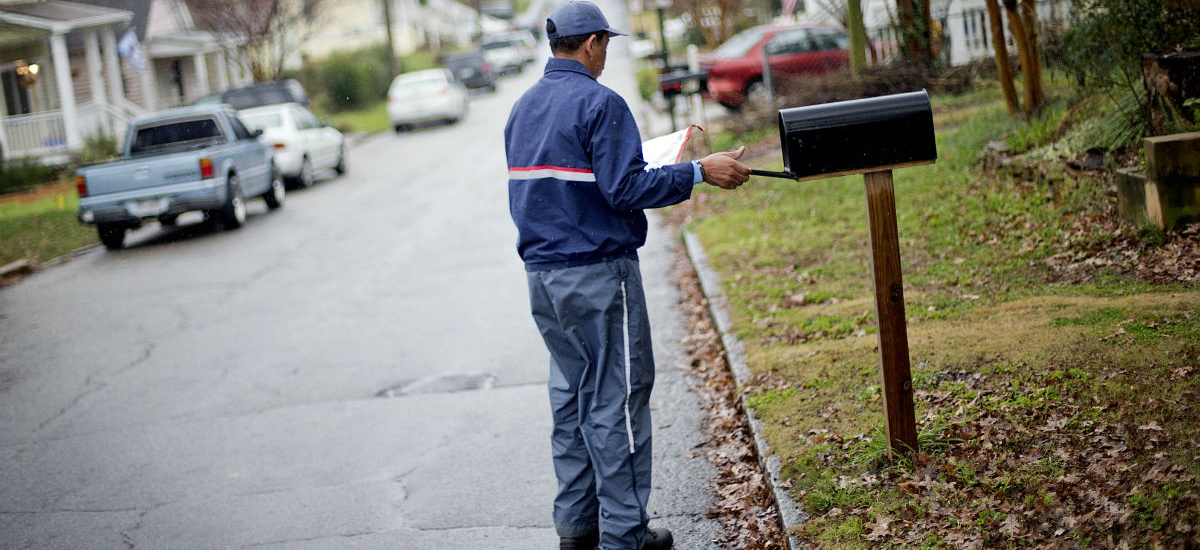 For New Addresses, USPS Will No Longer Deliver Mail to Your