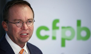 Acting CFPB Director Mick Mulvaney is attempting to shift the agency's priorities.