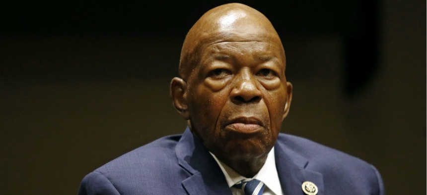 Rep. Elijah Cummings, D-Md., asked where savings from retirement cuts would be directed.