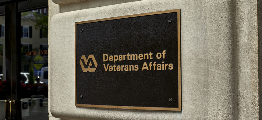 VA saw one of the biggest decreases in official time use over the two years in OPM's report.