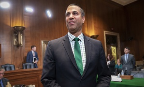 Ajit Pai, chairman Federal Communications Commission