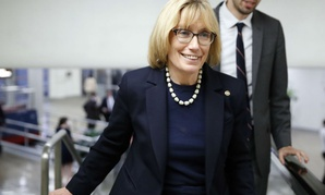 """Sen. Maggie Hassan, D-N.H., said: """"If the tone isn't set correctly at the top, it's difficult for the public to have trust."""""""