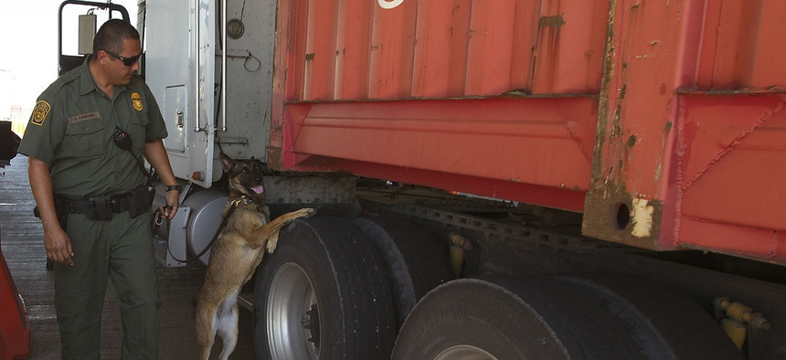 Border Patrol agents responsible for canine care may soon get overtime credit for those duties under a bill introduced in the House on Monday.