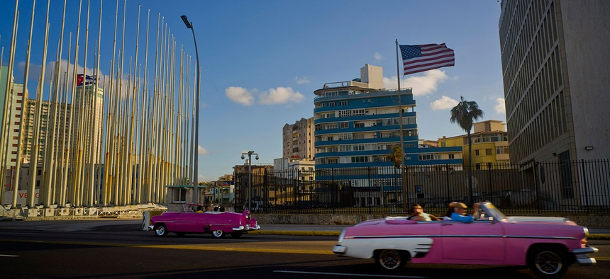 The U.S. Embassy in Havana—under attack, or under surveillance?