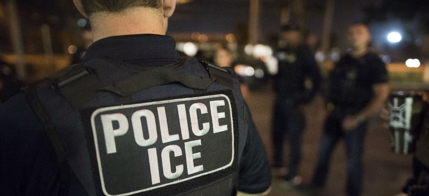 ICE Cancels Proposed Contract for Help in Hiring Thousands of
