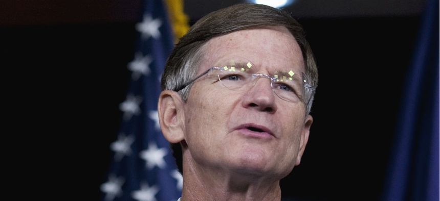 The report was prepared for Rep. Lamar Smith, R-Texas.