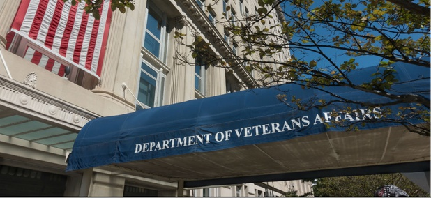 Overall VA had the highest percentage of employees who reported experiencing sexual harassment from 2014-2016.