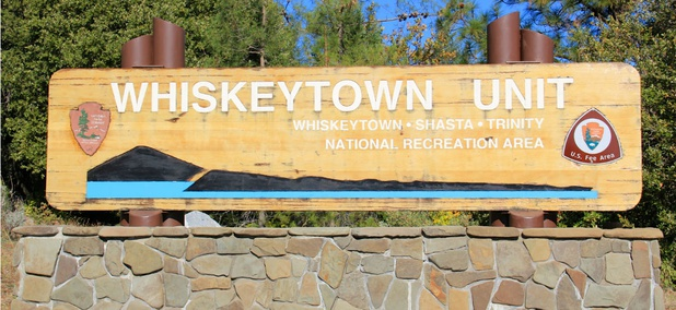 One of the supervisors involved was the superintendent of California's Whiskeytown National Recreation Area.